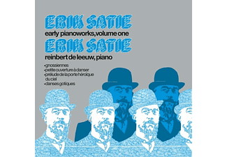 Érik Alfred-Leslie Satie - Early Pianoworks Vol.1 - (Vinyl)