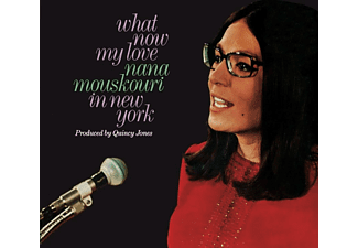 Nana Mouskouri - What Now My Love: Nana Mouskouri In New York+Nan - (CD)