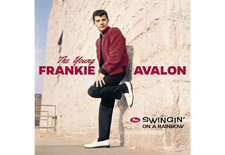 Frankie Avalon - The Young Frankie Avalon+Swingin' On A Rainsbow - (CD)