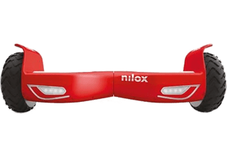 NILOX DOC 2 HOVERBOARD RED AND WHITE NEW