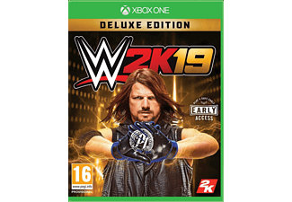Xbox One WWE 2K19 (Deluxe Edition)