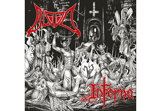Blood - Inferno - (CD)