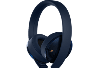 PLAYSTATION PS4 Wireless Headset Gold/Navy Blue 500 Million Limited Edition (9404576)