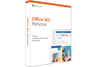 Office 365 Personal. 1 User, 1 Jahr