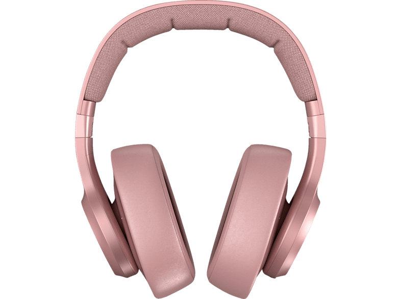 FRESH N REBEL Clam ANC BT, Over-ear Kopfhörer Bluetooth Rosa