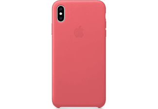 apple iphone xs max leder case pfingstrosenpink mtex2zm. Black Bedroom Furniture Sets. Home Design Ideas