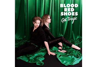 Blood Red Shoes - Get Tragic - (Vinyl)