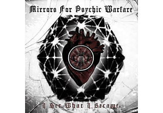 Mirrors For Psychic Warfare - I See What I Became (Red Vinyl) - (Vinyl)