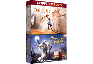 Ballerina + Un Monstre à Paris - DVD