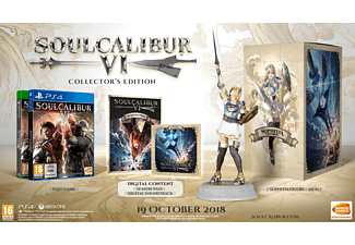 PS4 Soulcalibur VI Collector Edition