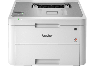 BROTHER HL-L3210CW - Laserdrucker (Weiß)