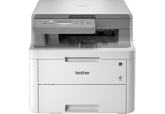 BROTHER Laser-Multifunktionsdrucker (Farbe) DCP-L3510CDW