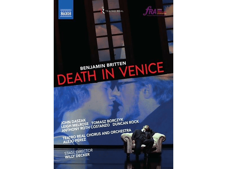 Teatro Real Chorus And Orchestra - Death in Venice [DVD]
