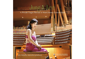 Jung-a Lee - Privates Orgelkonzert - (CD)