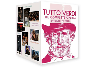VARIOUS - Tutto Verdi Box - (Blu-ray)