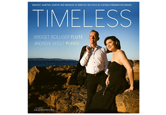 Bolliger, Bridget / West, Andrew - Timeless - (CD)