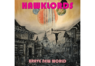 Hawklords - Brave New World - (CD)