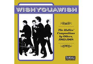 VARIOUS - Wishyouawish (The Hollies' Compositions By Others) - (CD)