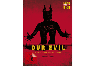 Our Evil - (Blu-ray + DVD)