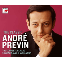André Previn - THE CLASSIC ANDRE PREVIN [CD]