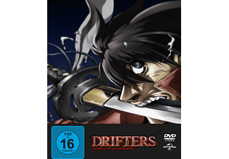 Drifters-Battle in a Brand-new World War - (DVD)