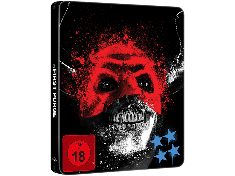 The First Purge (Steelbook) [Blu-ray]