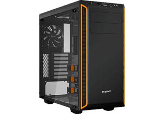 BE QUIET PURE BASE 600 WINDOW PC-Gehäuse, Orange