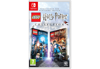 LEGO Harry Potter Collection NL/FR Switch