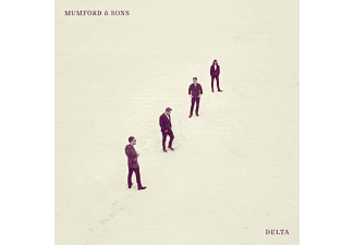 Mumford & Sons - Delta (Limited Deluxe - Exklusiv mit 3 Bonus Tracks als Mintpack Verpackung) - (CD)