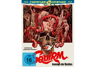 Squirm - Invasion der Bestien - (Blu-ray)