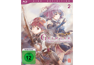 002 - GRIMGAR ASHES & ILLUSIONS - (Blu-ray)