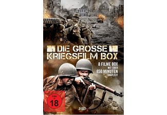 Die grosse Kriegsfilmbox - (DVD)