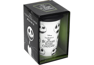 PYRAMID INTERNATIONAL Nightmare Before Christmas Travel Mug Faces of Jack Travel Mug, Mehrfarbig