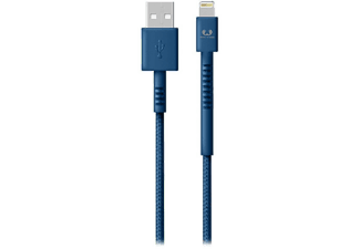 FRESH N REBEL Kabel USB - Lightning Fabriq 3 m Indigo (2LCF300IN)