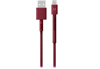 FRESH N REBEL Kabel USB - Lightning Fabriq 1.5 m Ruby (2LCF150RU)