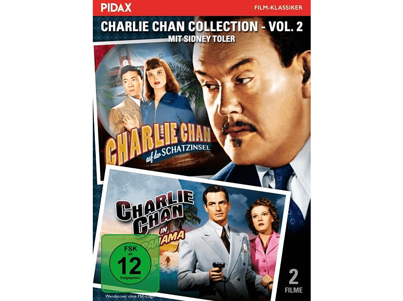 Charlie Chan Collection - Vol. 2 [DVD]