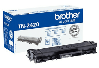 Tóner - Brother TN-2420, Negro