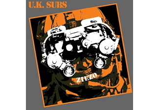 Uk Subs - Ziezo - (Vinyl)