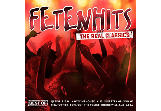 VARIOUS - Fetenhits-Real Classics (Best Of) - (CD)