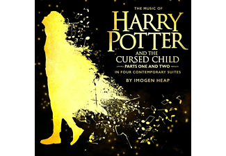 VARIOUS - The Music of Harry Potter and the Cursed Child - (CD)