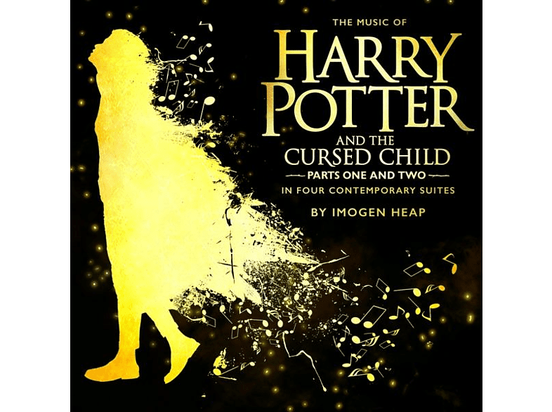 VARIOUS - The Music of Harry Potter and the Cursed Child [CD]