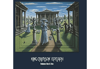 King Crimson - Epitaph (1969) - (CD)