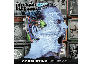 Internal Bleeding - Corrupting Influence - (CD)