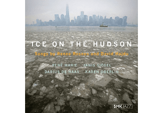 VARIOUS - Ice Of The Hudson - (CD)