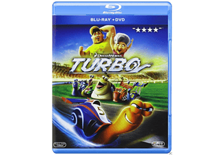 Turbo (Combo) - Blu-ray
