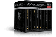 Harry Potter 4K Steelbook Complete Collection (16-Discs) [4K Ultra HD Blu-ray + Blu-ray]
