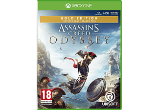 Assassin's Creed Odyssey - Gold Edition Xbox One