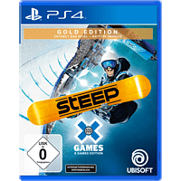 Steep X Games (Gold Edition) [PlayStation 4]