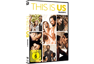 This Is Us - Season 2 [DVD]