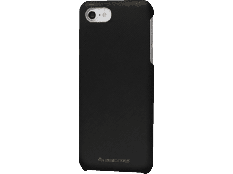 DBRAMANTE London , Backcover, Apple, iPhone 6 Plus, iPhone 7 Plus, iPhone 8 Plus, Night Black